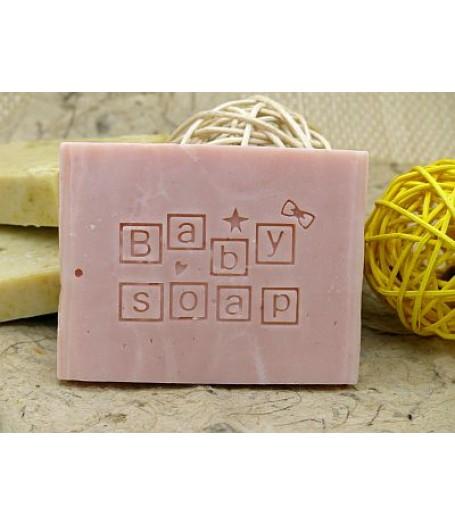 Baby stamp -- block