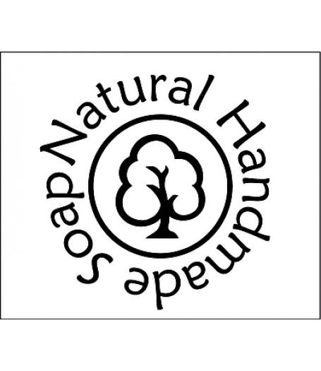 Circle stamp -- tree
