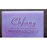 Handmade soap and name stamp
