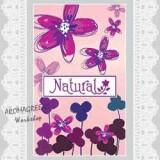 Card -- flower