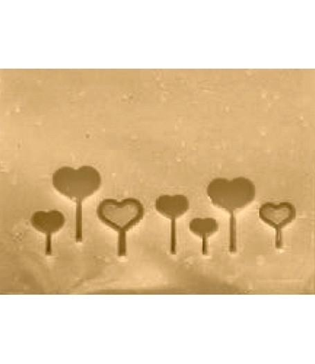 Love -- decoration stamp